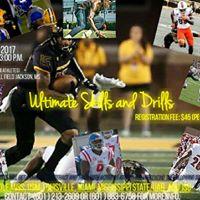 Ultimate Skills&ampDrills Football Camp