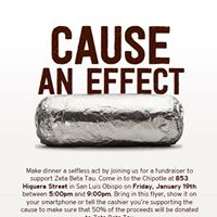 Chipotle (Higuera) Fundraiser for Team Mateo
