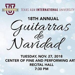 18th Annual Guitarras de Navidad Concert