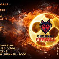 Chennai Futsall 5-a-Side OPEN Tournament