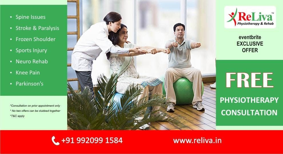Mulund Mumbai  Physiotherapy Special Offer