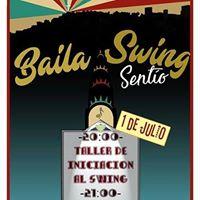 Taller de Iniciacin a Swing. Swing Jan.