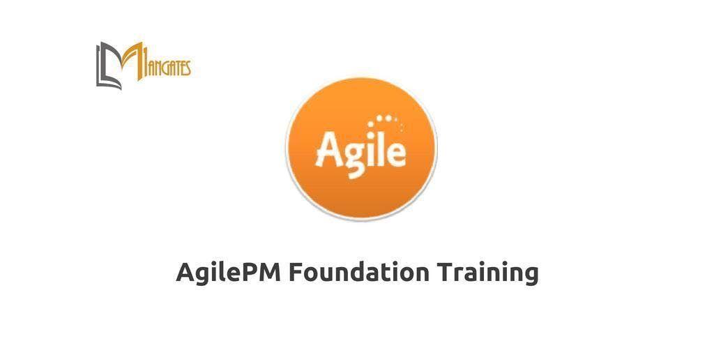 AgilePM Foundation Training in Atlanta GA on Apr 16th-18th 2019