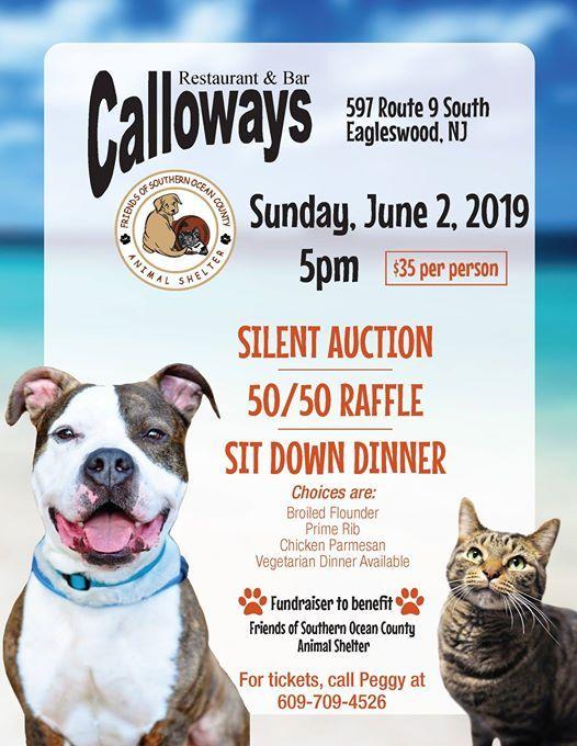Calloways Fundraiser
