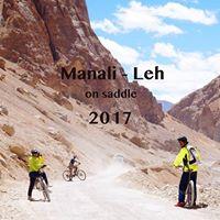 Manali - Leh on Saddle