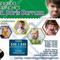 COMBATIENDO LOS BERRINCHES Sbado 23 De SEPT. 3pm