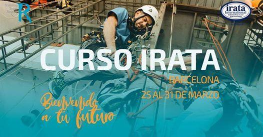 Curso IRATA International - Nivel 1 2 y 3