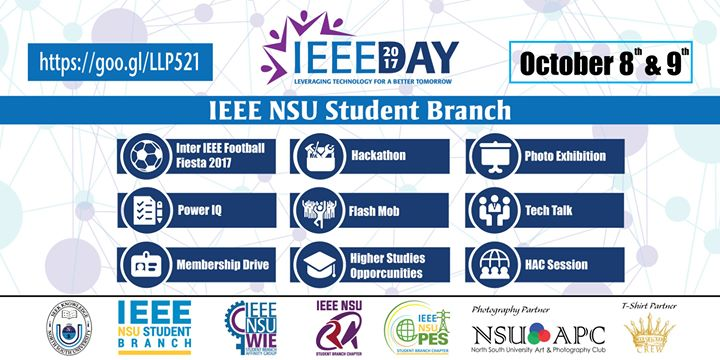 IEEE DAY 2017 IEEE NSU Student Branch