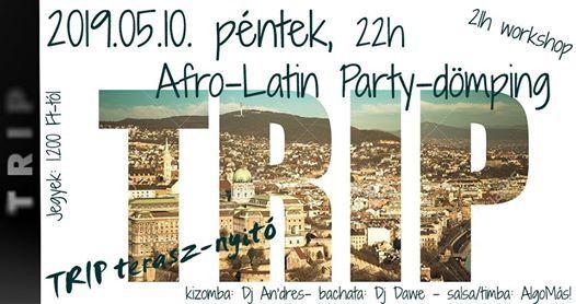 AfroLatin partidmping 3termes salsabachatakizomba buli