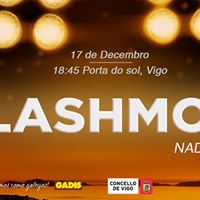 Flashmob de Nadal 2017 Vigo vigobaila