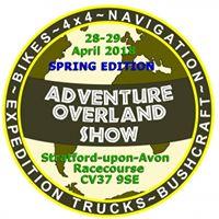 Spring Adventure Overland Show