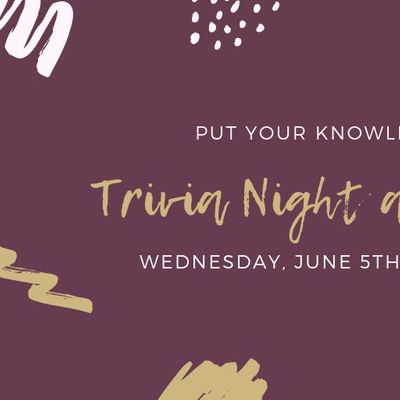 Trivia Night at the Library