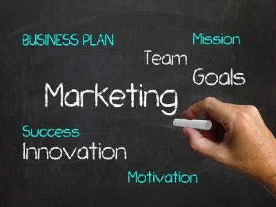 Marketing and Product Smart Goals Course Austin EB