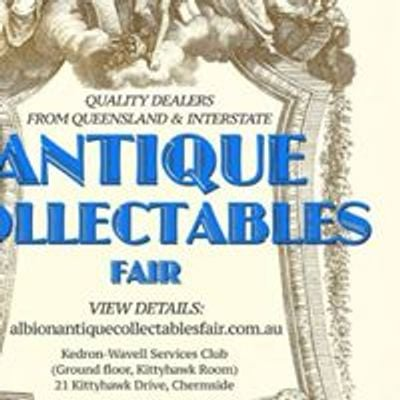 Albion Antique and Collectables Fair