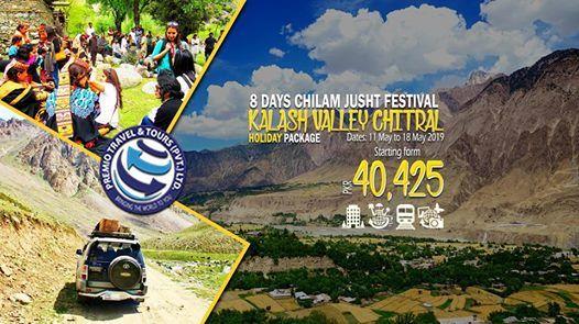 Chilam Jusht Festival Kalash Valley Chitral