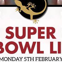 Topless Super Bowl at Crinny Pub