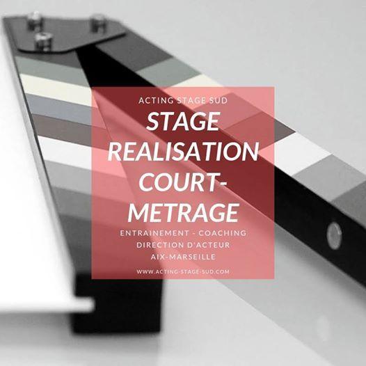 Stage Cinma Ralisation  Apprendre  Tourner un Court-mtrage
