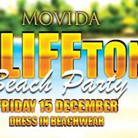 CLIFFton Beach Party