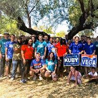 Sunday Canvass KeepKuby VoteVega