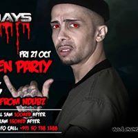 DAPPY performing LIVE l No. 1 Fridays l Oct 27th 2017
