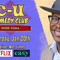 Netflix &quotEasy&quot - Marz Timms Live in Champaign