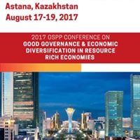 Nazarbayev University GSPP Conference