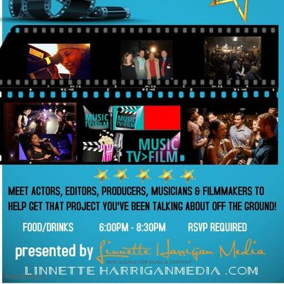 NYC Filmmaker Networking Event Spring Fling