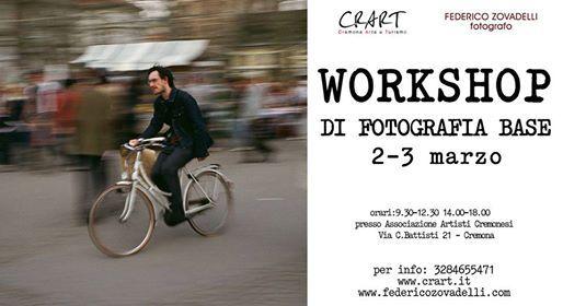 Workshop di fotografia base