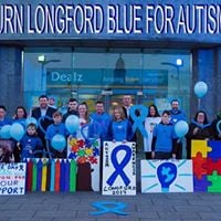 Autism Awareness Turn Longford Blue Coming soon