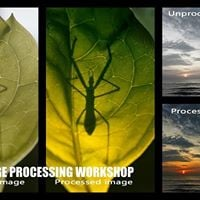 Digital Image Processing Workshop - Vadodara January 2018