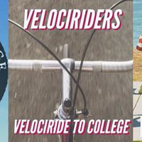 Velociriders Ride To College