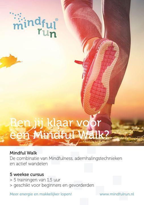 Mindful Walk Alphen aan den Rijn 5 weekse cursus