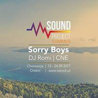 Sound Project Summer 2017  Orebi Chorwacja