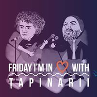 Friday Im in love with apinarii LIVE la STUF Vama Veche