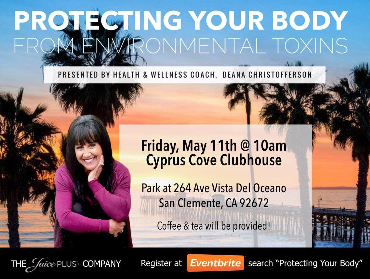 Protecting Your Body From Environmental Toxins