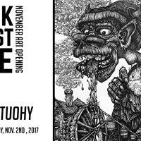November Art Opening Megan Tuohy