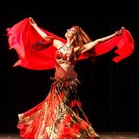 Andreas Open Level Belly Dance Class