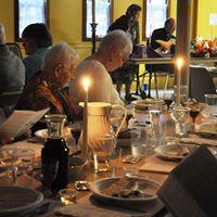 Seder supperFootwashingEucharist