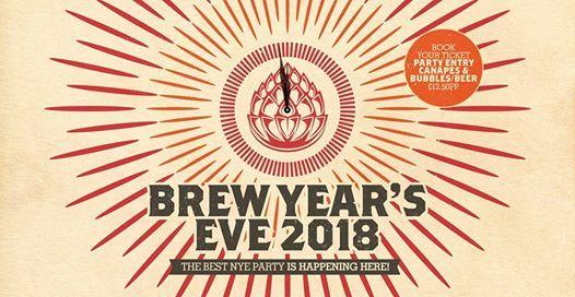 Brew Years Eve 2018