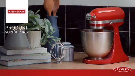 Produktvorfhrung KitchenAid