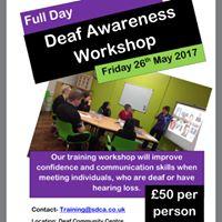 Deaf Awareness Workshop