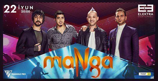 MaNga - Bak konserti