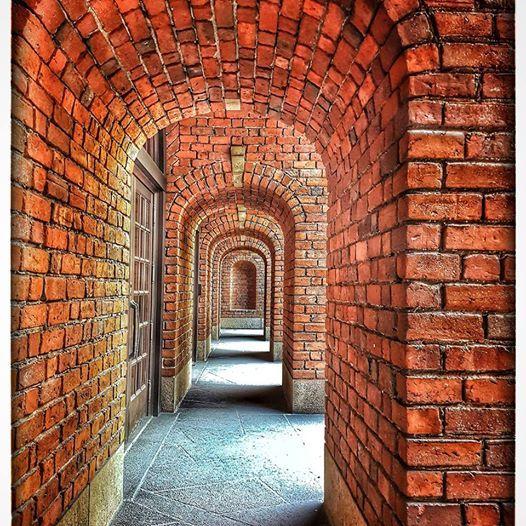 Murarnas mstare en stadsvandring p Kungsholmen.