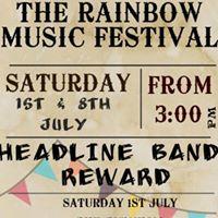 Rainbow Music Festival 1st Saturday