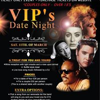 VIPs Date Night -Ticket only event