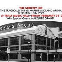 Strictly Hip performs The Hip 21099 at The Tralf
