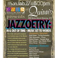 Jazzoetry In and Out of Time - Music Set to Words