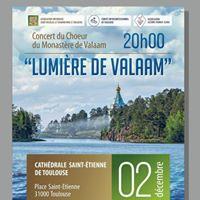 Concert du choeur du monastre de Valaam