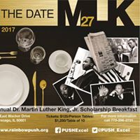 PUSH Excels Dr. Martin Luther King Jr. Scholarship Breakfast