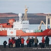 An Arctic Adventure and more Annual Public Meeting